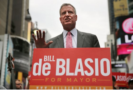 Race for New York City Mayor