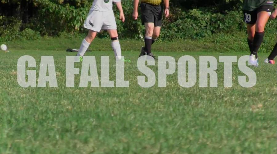 GA+Fall+Sports+-+The+Hard+Work+Behind+the+Success