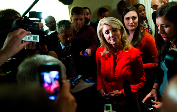 Wendy Davis to Run for Governor
