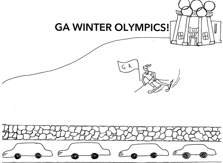 GA Winter Olympics!