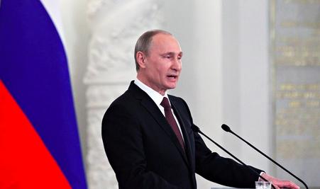 Russia and Ukraine: Turf War in Crimea