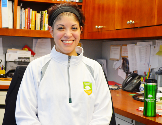 Faculty Spotlight: Ms. Priscilla Morales