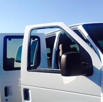 CSI Jacksonville: Crew Van Gets Robbed