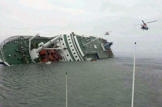 260 Dead After Sewol Sinks