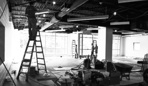 Ready, Set, Sweat in GAs New Fitness Center!