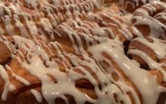 Fall Recipe - Cinnamon Buns